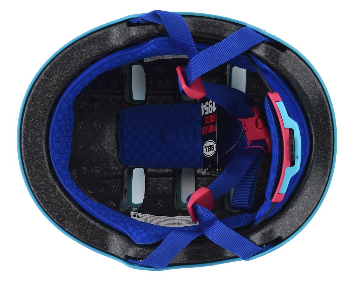 Bell Span Kid's Helmet (Matte Bright Blue) (XS)
