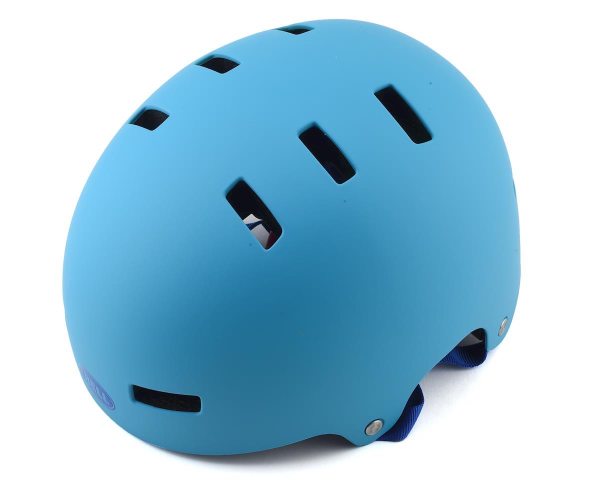 Bell Span Kid's Helmet (Matte Bright Blue)