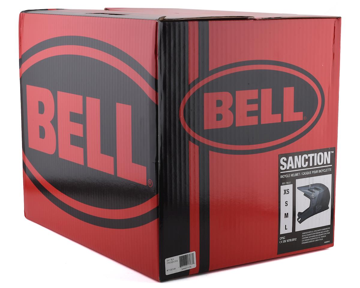 Bell Sanction Helmet (Matte Black) (XS)