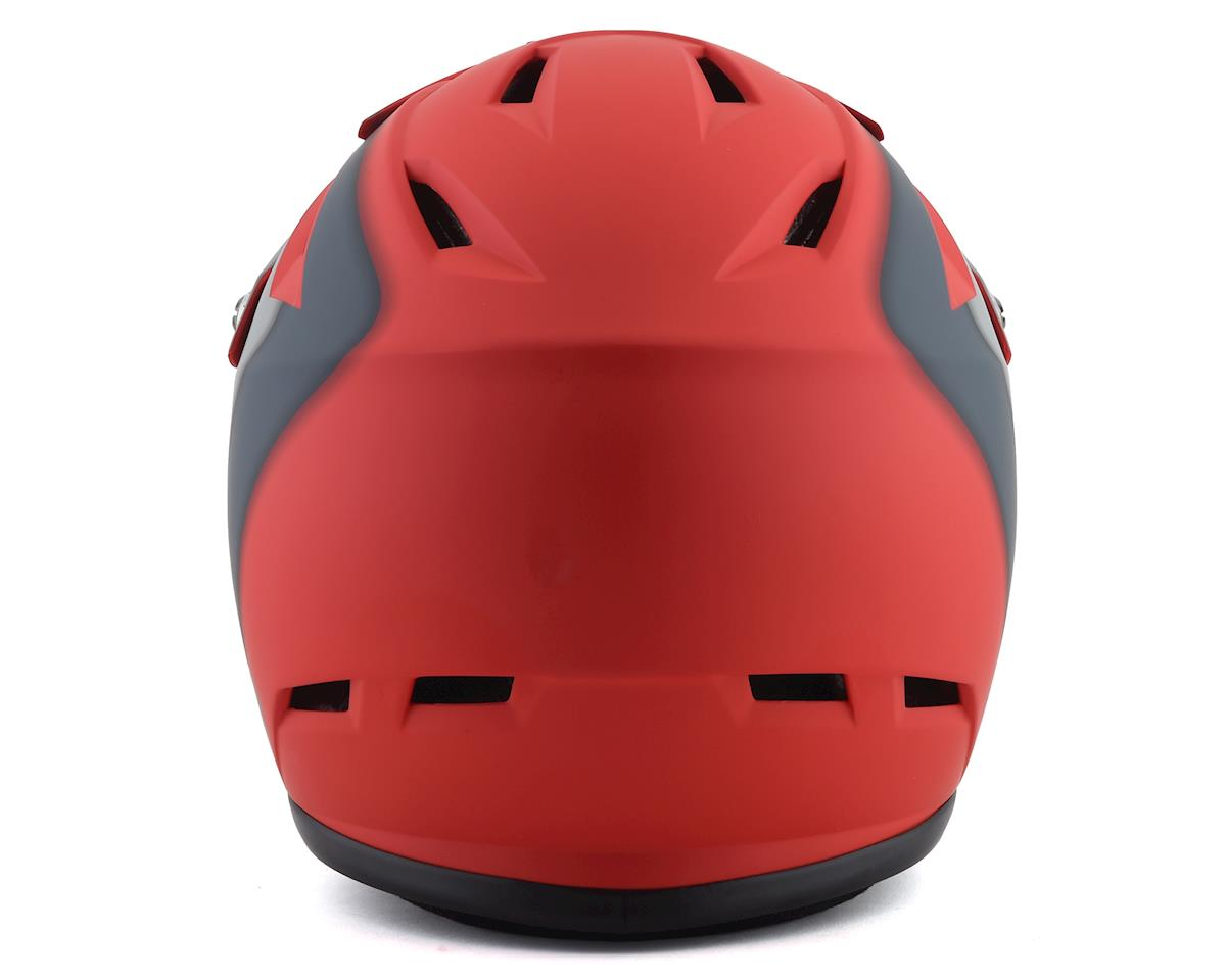 Bell Sanction Helmet (Crimson/Slate/Dark Grey) (XS)