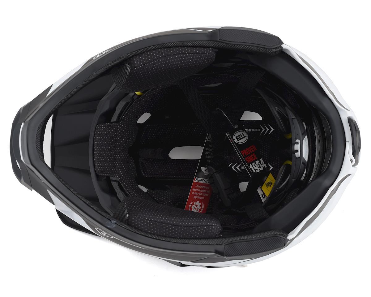 Image 3 for Bell Super DH MIPS Helmet (Matte Black/White) (S)