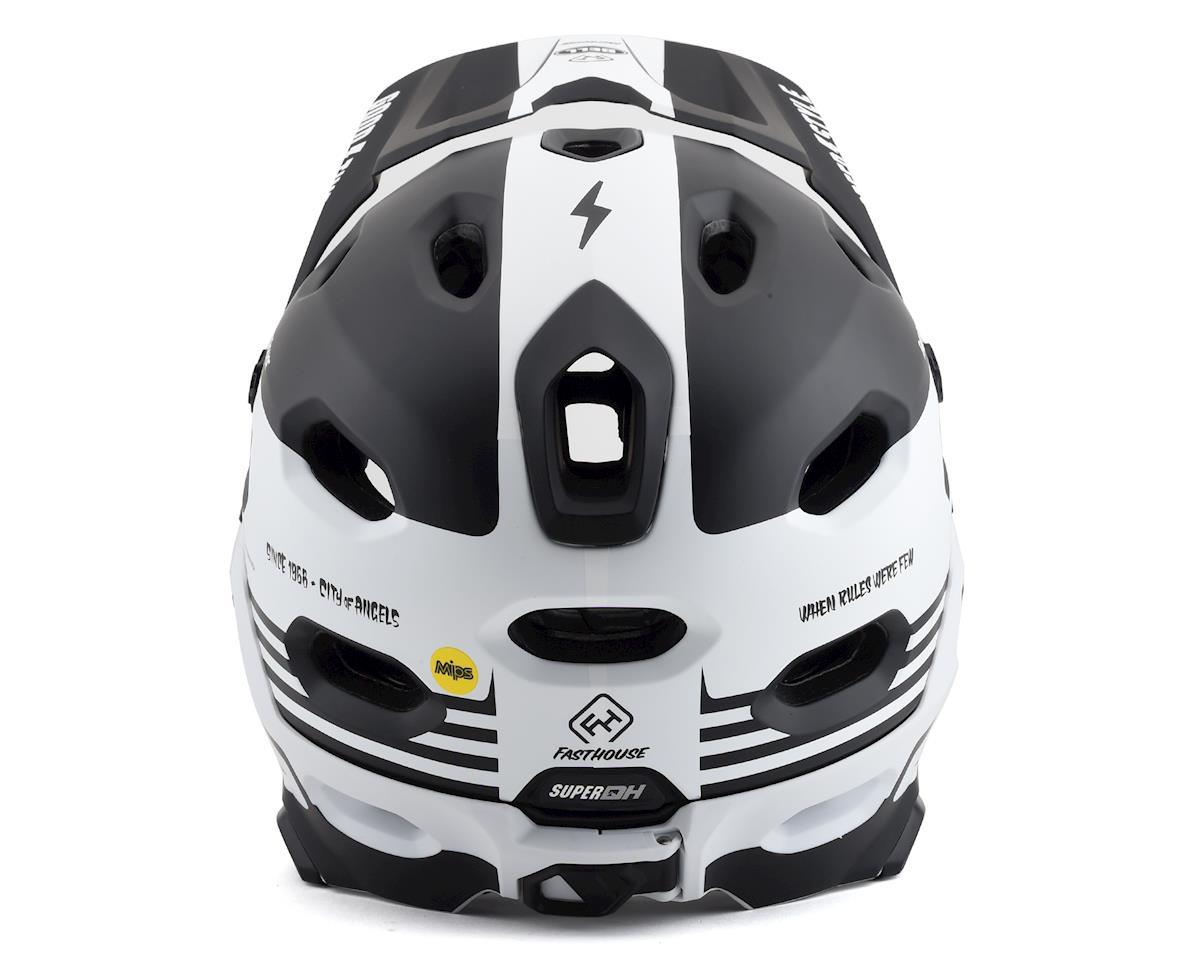 Bell Super DH MIPS Mountain Helmet (Matte Black/White) (L)