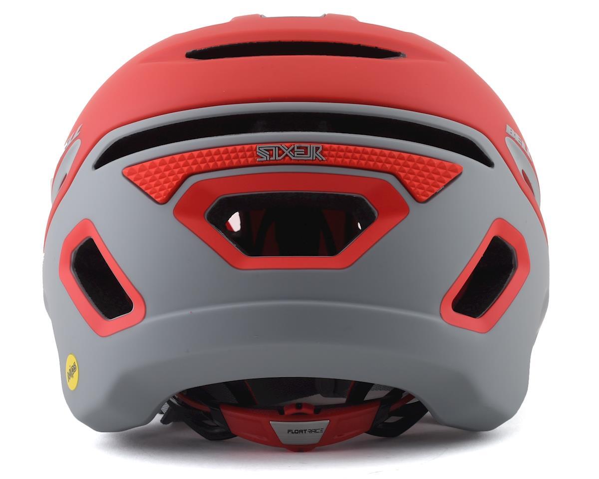 Bell Sixer MIPS Mountain Bike Helmet (Matte Crimson/Dark Grey) (S)