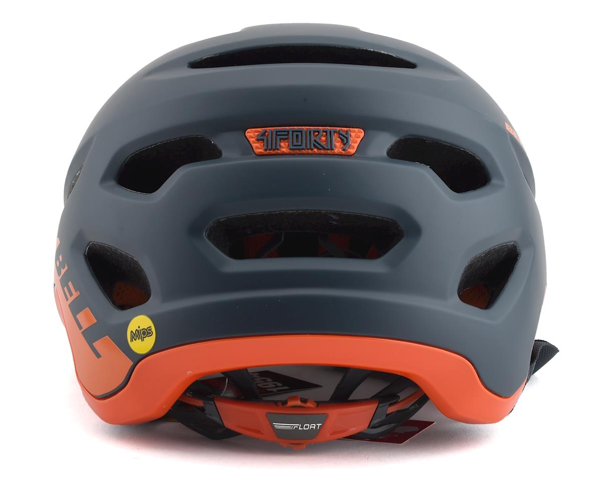Image 2 for Bell 4Forty MIPS Mountain Bike Helmet (Slate/Orange) (M)