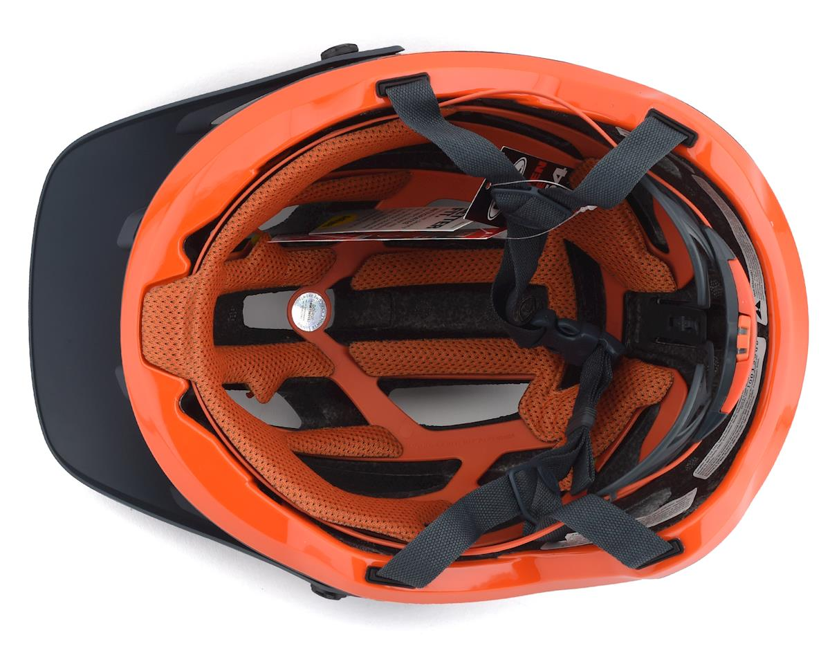 Image 3 for Bell 4Forty MIPS Mountain Bike Helmet (Slate/Orange) (M)