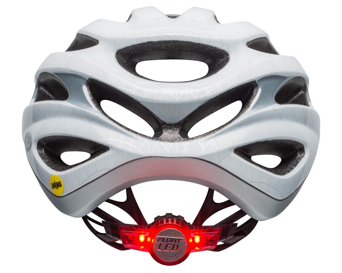 Bell Formula LED MIPS Helmet (White/Silver/Black) (S)