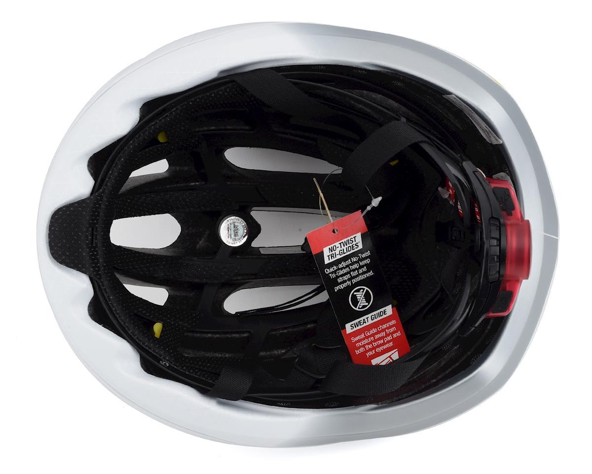 Bell Formula LED MIPS Road Helmet (White/Silver/Black) (M)