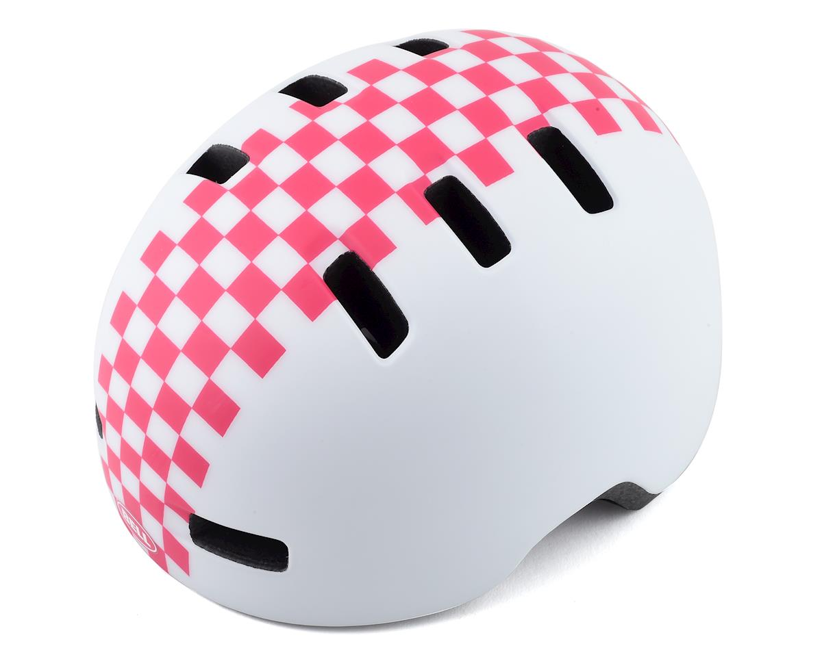 Bell Lil Ripper (White/Pink Checkers) (Universal Toddler)