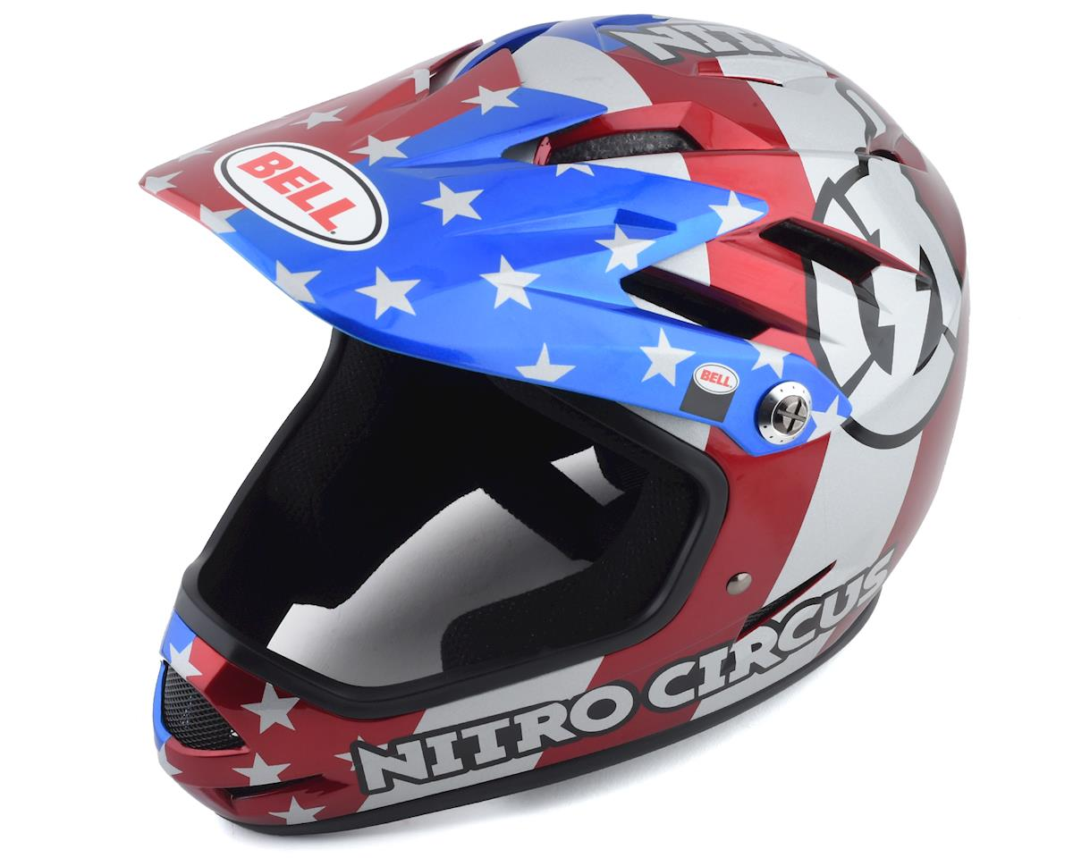 Image 1 for Bell Sanction Helmet (Nitro Circus) (XS)