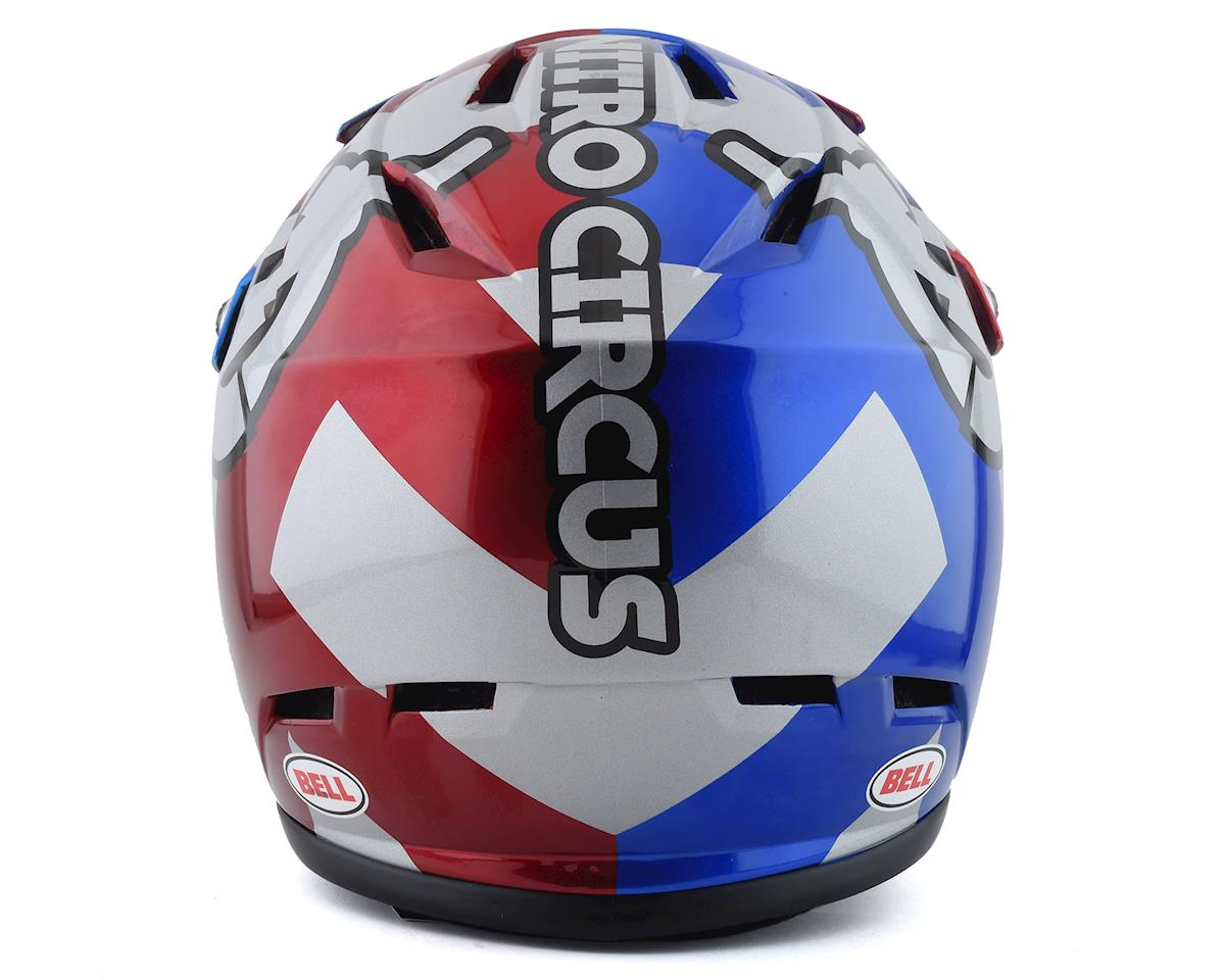 Image 2 for Bell Sanction Helmet (Nitro Circus) (XS)