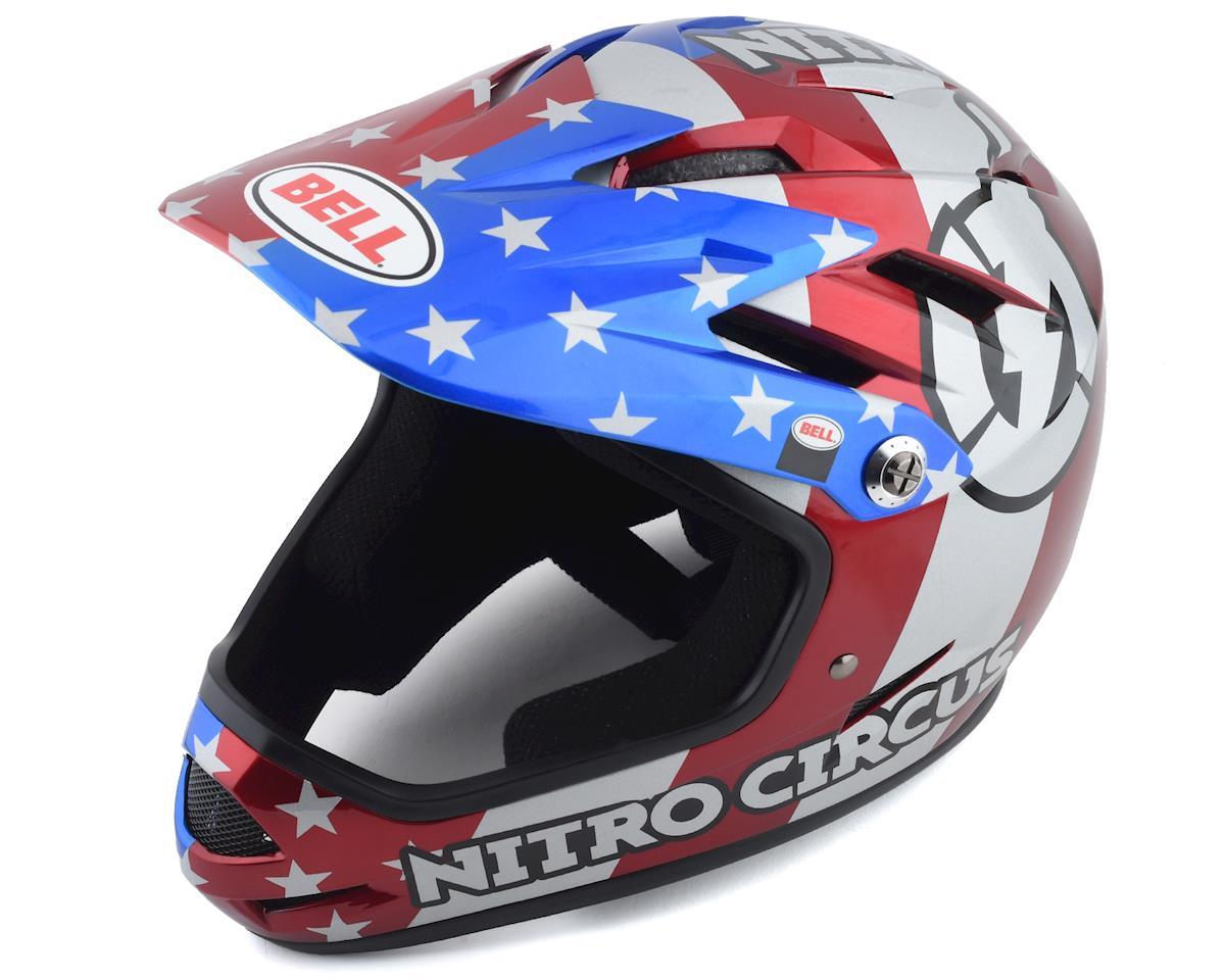Bell Sanction Helmet (Nitro Circus) (S)