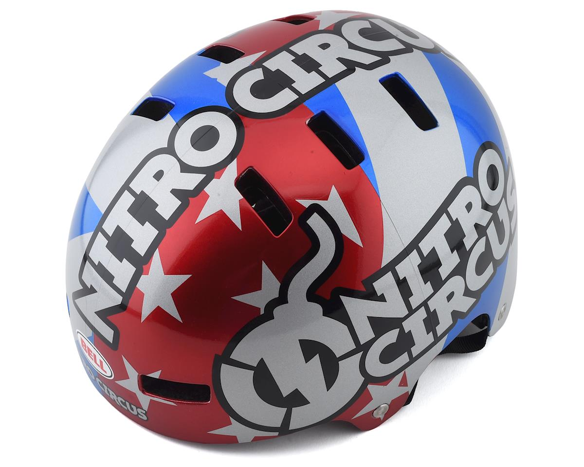 Image 1 for Bell Local BMX Helmet (Nitro Circus) (M)