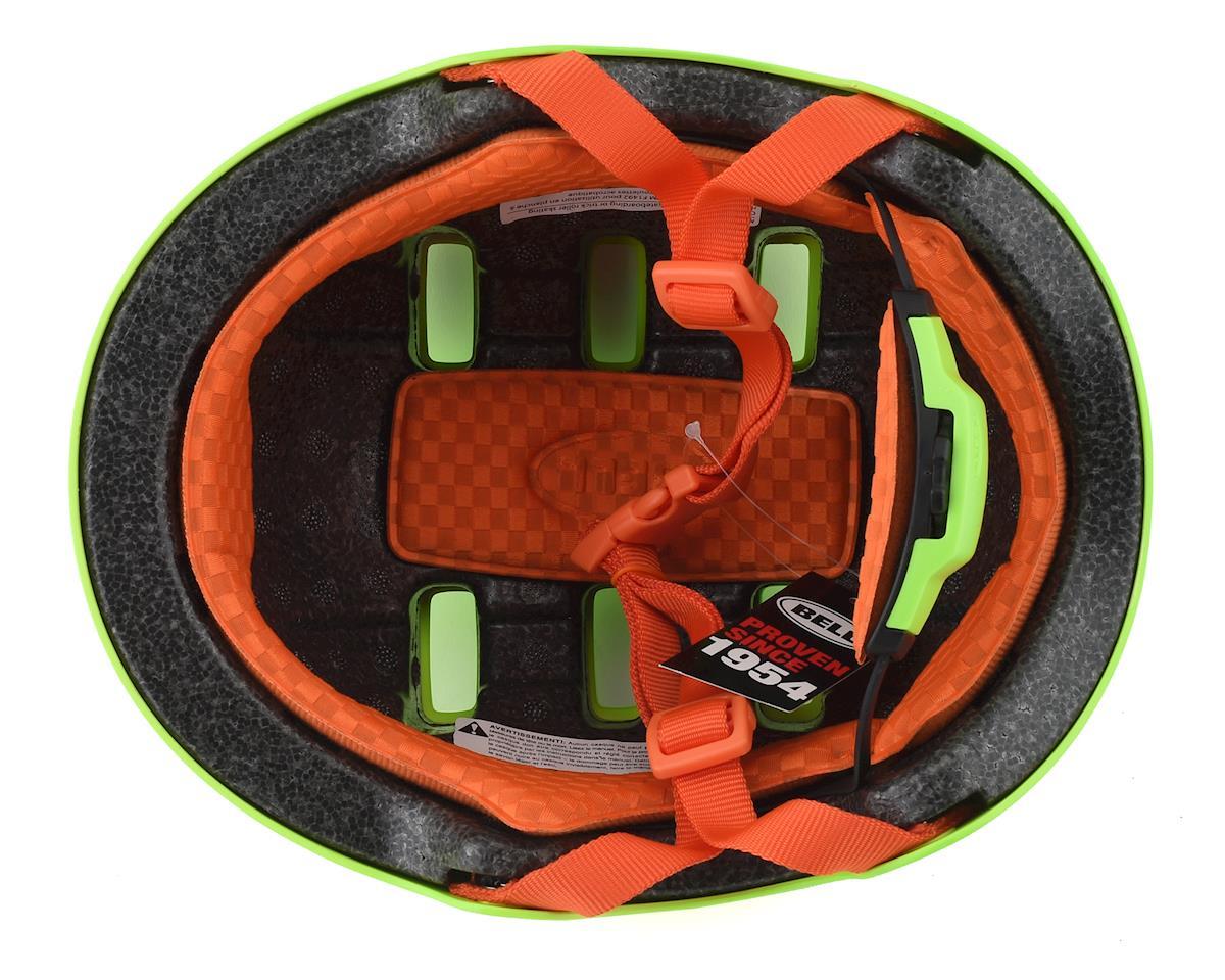 Bell Span Kid's Helmet (Matte Bright Green) (XS)