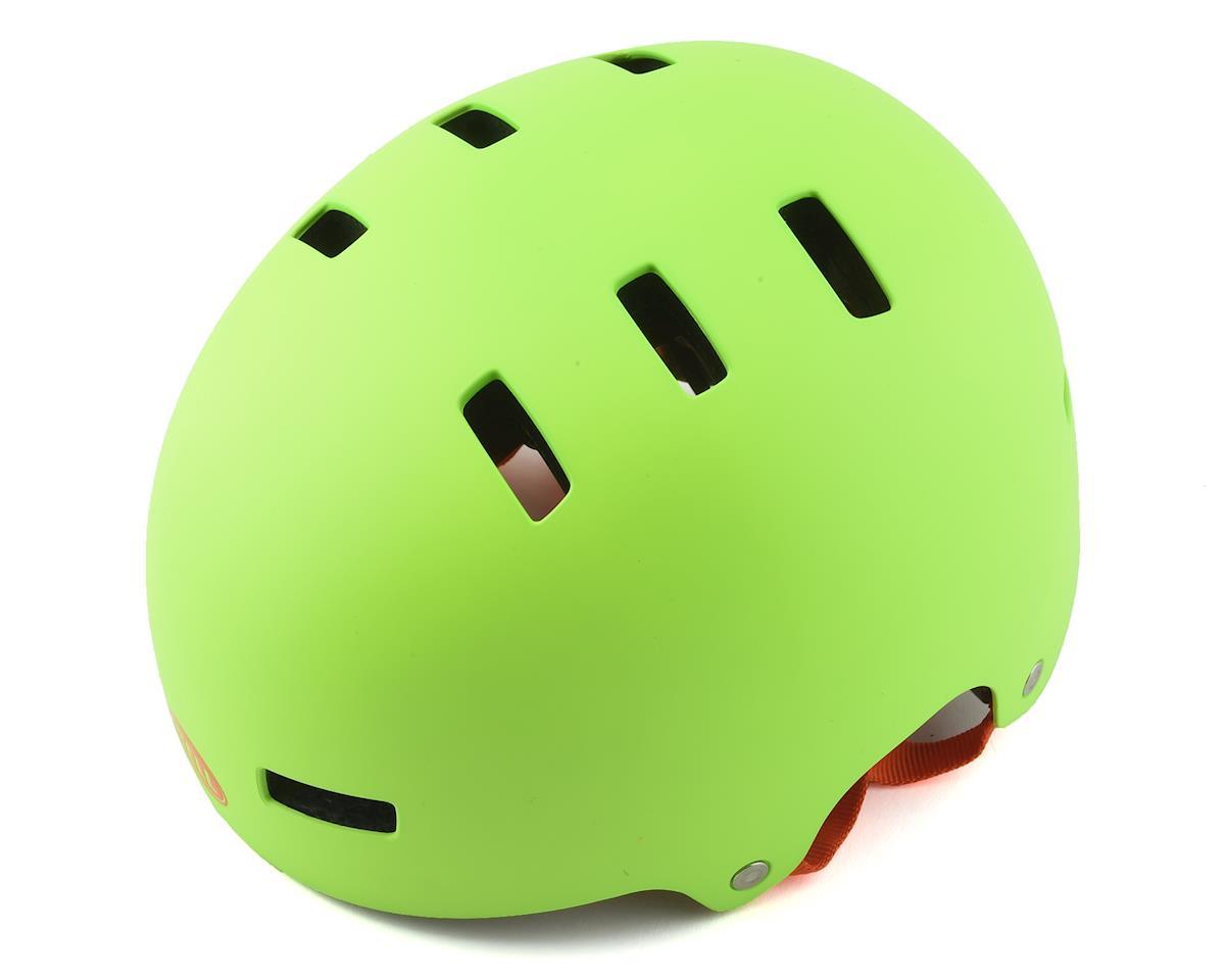 Bell Span Kid's Helmet (Matte Bright Green) (S)