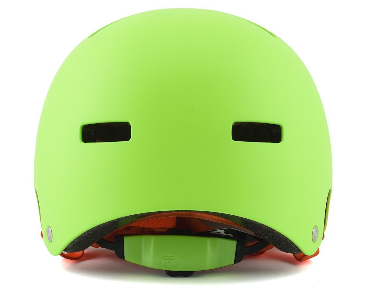 Image 2 for Bell Span Kid's Helmet (Matte Bright Green) (S)