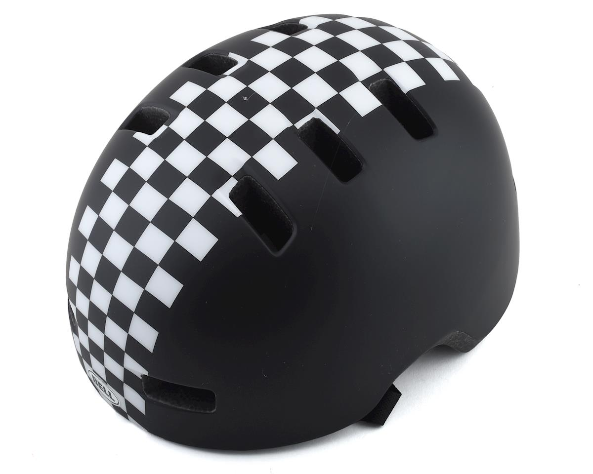Bell Lil Ripper (Black/White Checkers) (Universal Child)