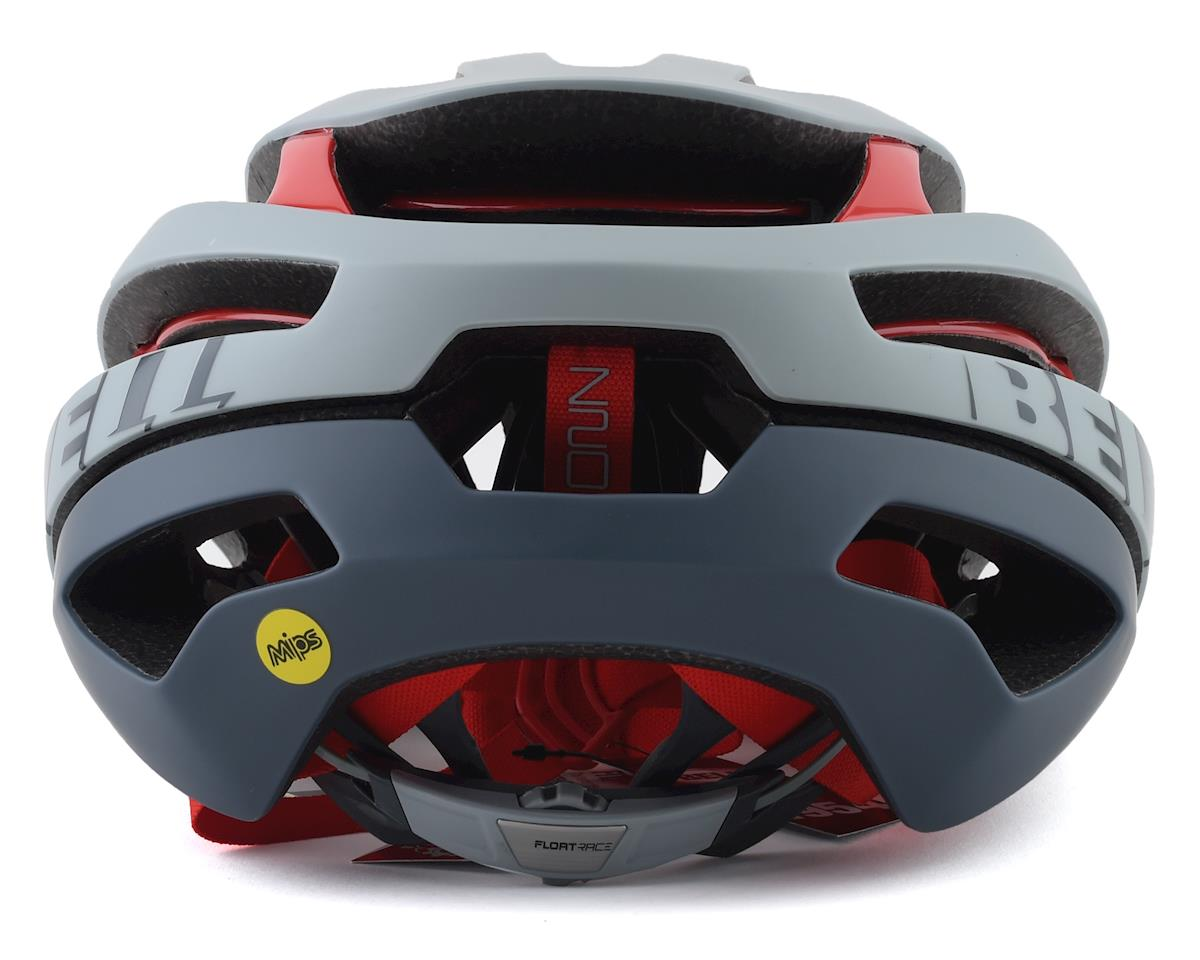 Bell Z20 MIPS Road Helmet (Grey/Crimson) (S)