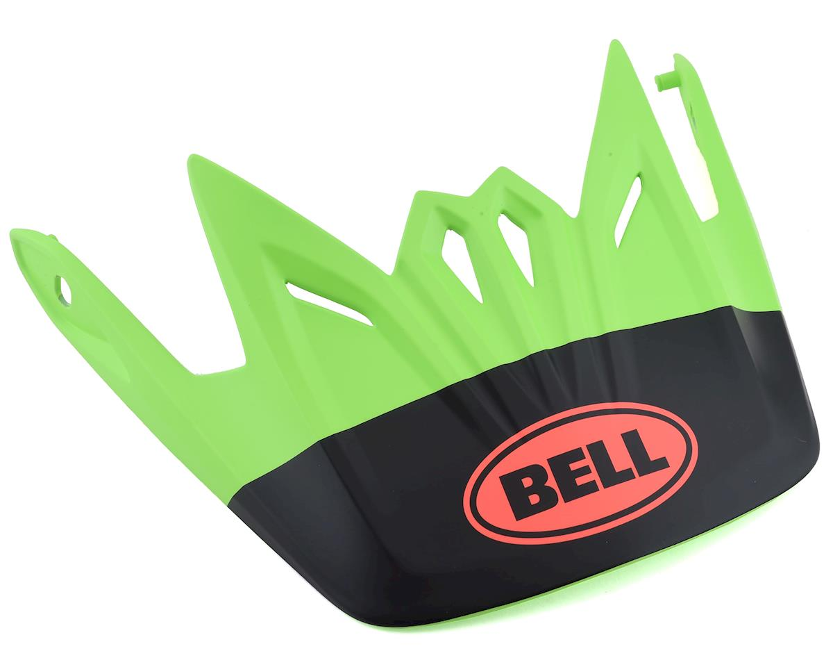 Bell Full-9 Fusion Replacement Visor (Green/Black)