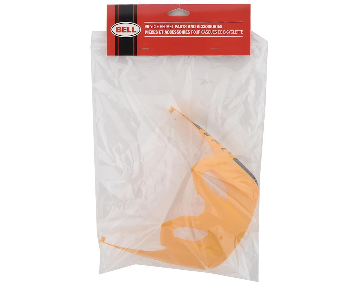 Bell Super DH MIPS Visor (Yellow/Black) (S)