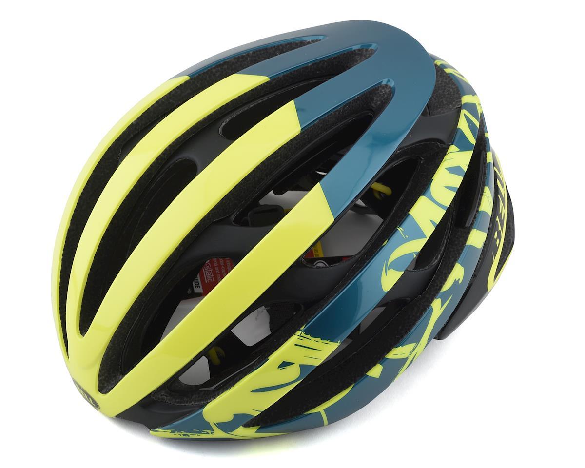 Bell Z20 MIPS Road Helmet (Hi-Viz Blue) (L)