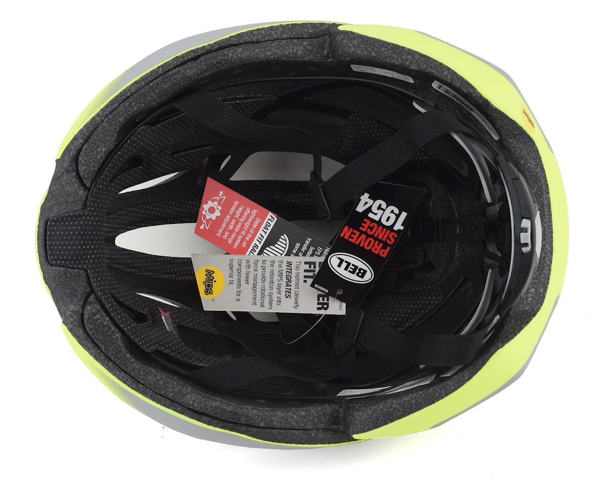Image 3 for Bell Z20 MIPS Road Helmet (Ghost/Hi-Viz Reflective) (S)