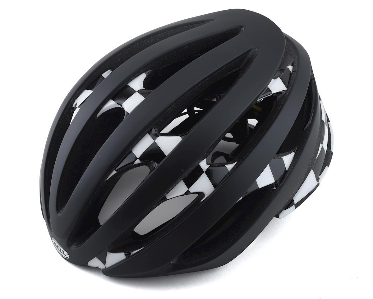 Bell Stratus MIPS Road Helmet (Checked Black/White) (L)
