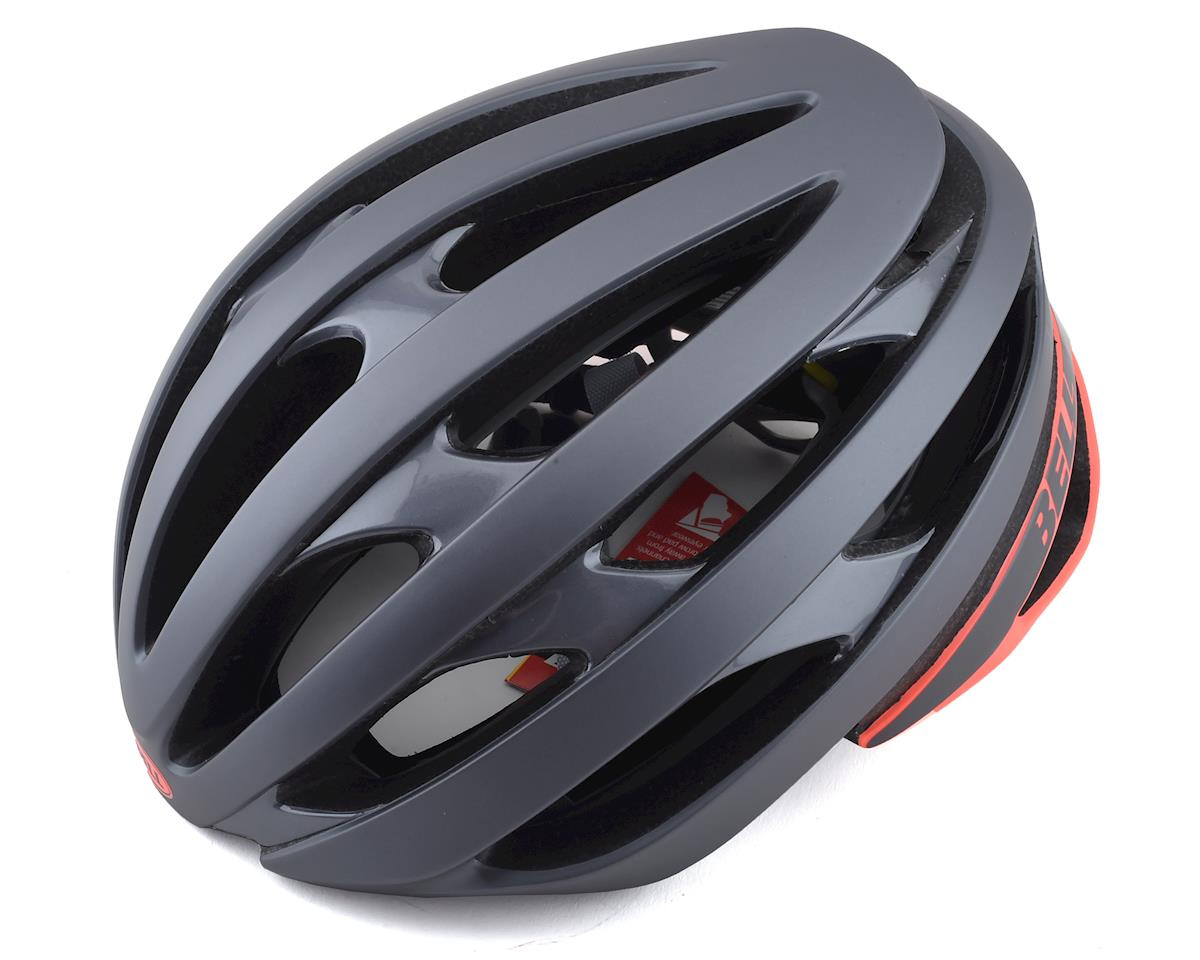 Image 1 for Bell Stratus MIPS Road Helmet (Grey/Infrared) (L)