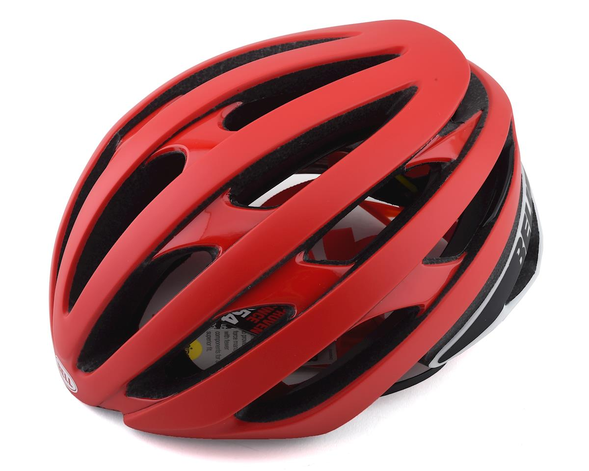 Bell Stratus MIPS Road Helmet (Red/Black) (L)