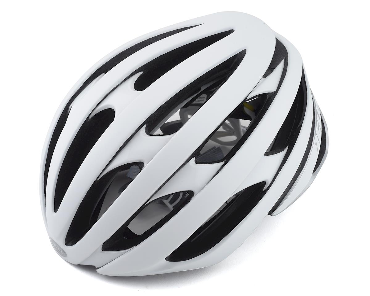 Bell Stratus MIPS Road Helmet (White/Silver) (L)