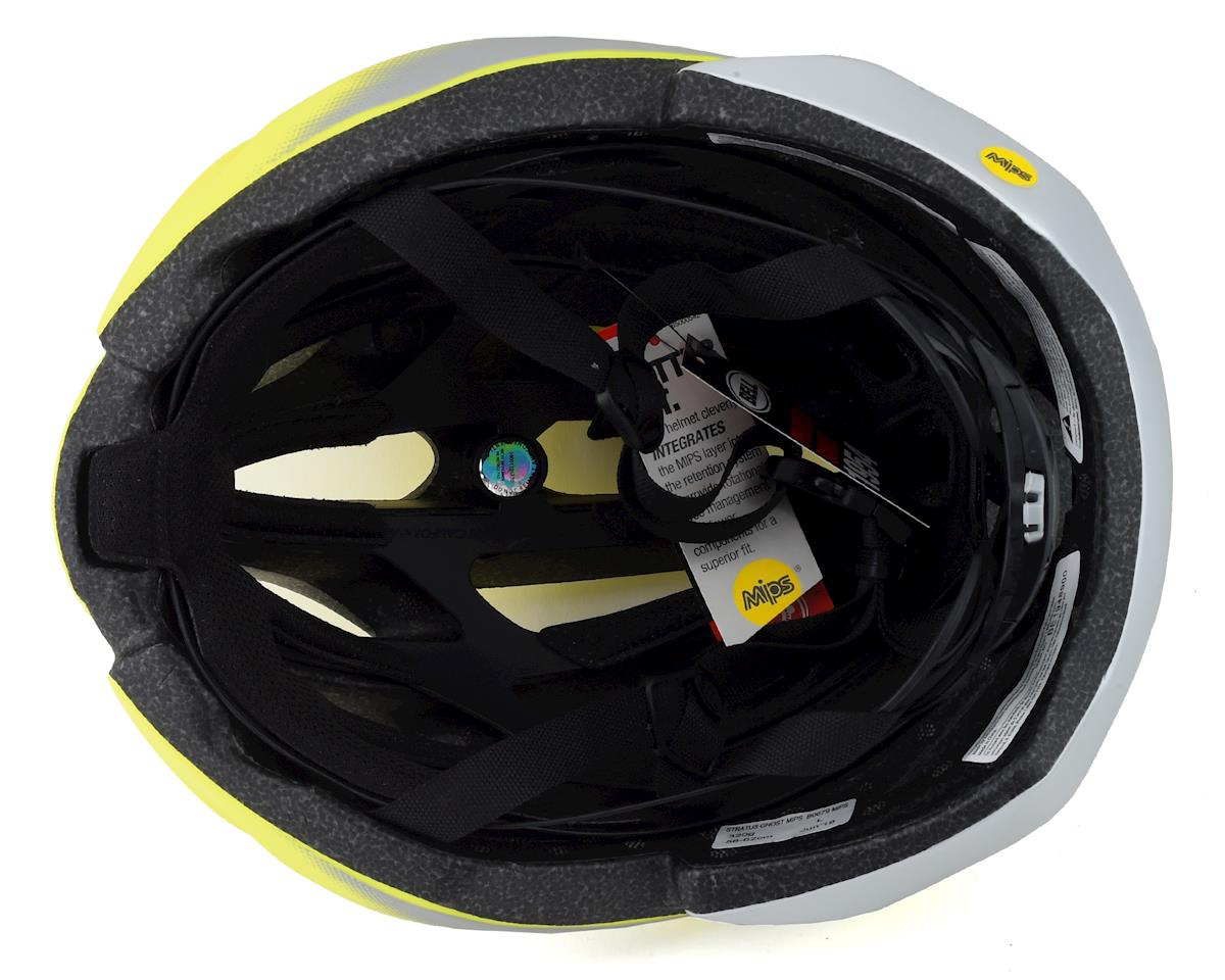 Bell Stratus MIPS Road Helmet (Ghost/Hi Viz Reflective) (M)