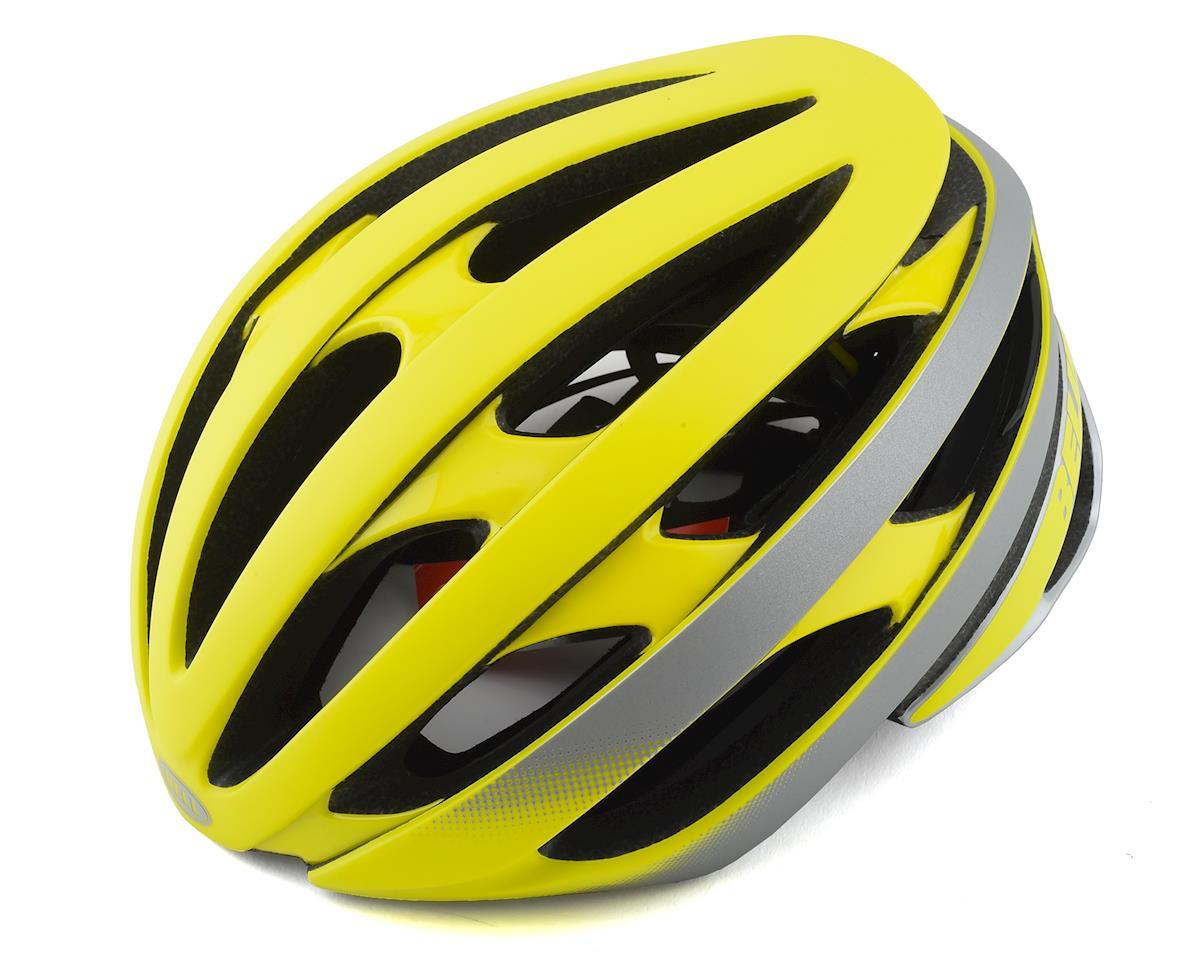 Bell Stratus MIPS Road Helmet (Ghost/Hi Viz Reflective) (L)