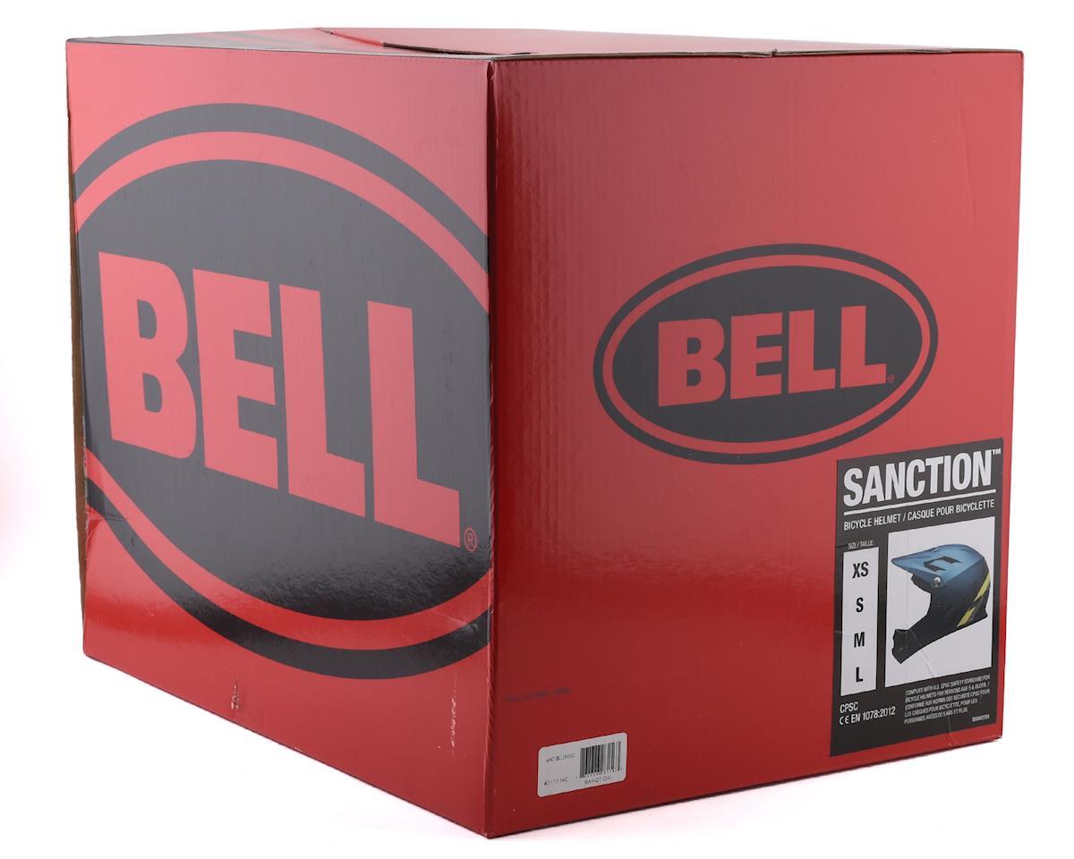 Bell Sanction Helmet (Blue/Hi Viz) (M)