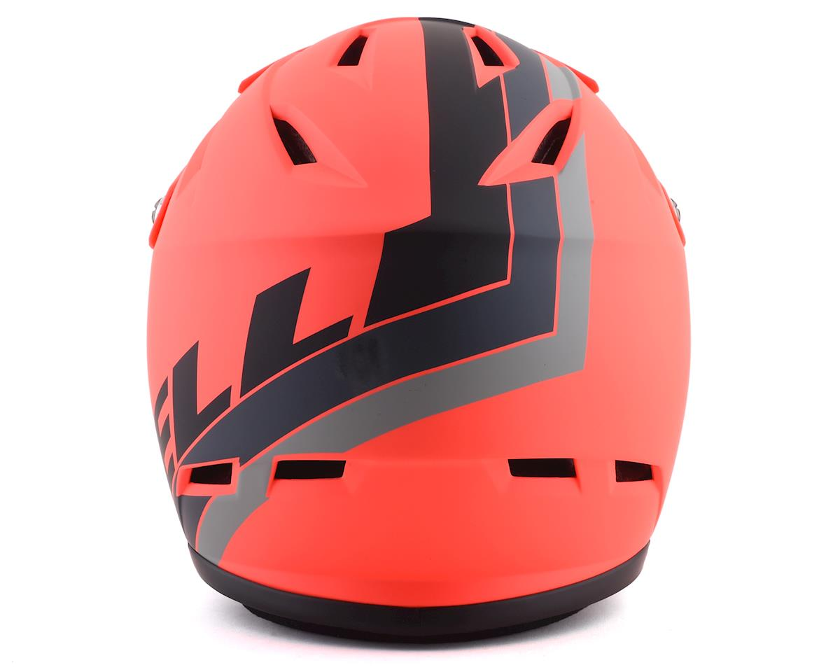 Image 2 for Bell Sanction Helmet (Orange/Black) (M)