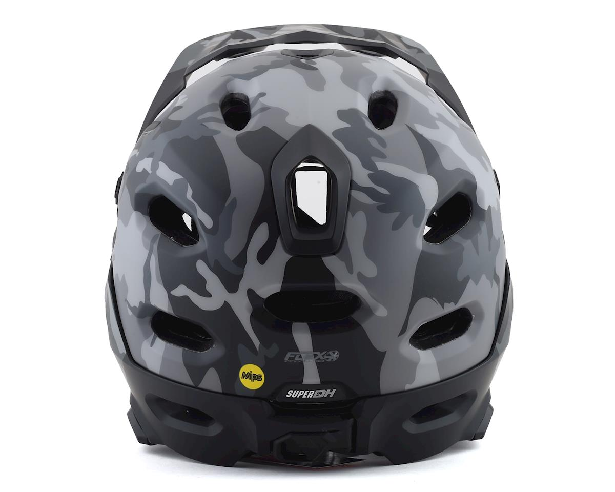 Image 2 for Bell Super DH MIPS Helmet (Black Camo) (S)