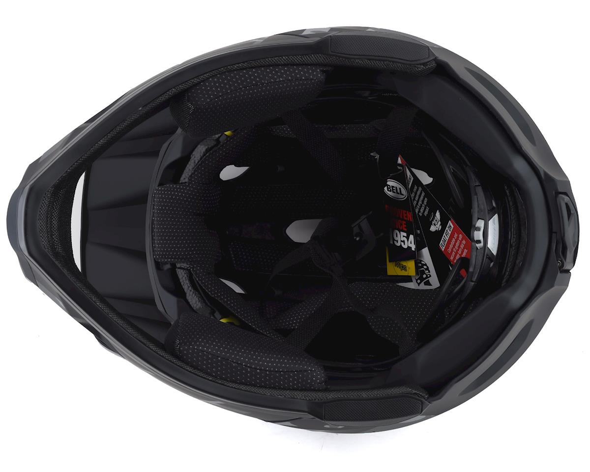 Image 3 for Bell Super DH MIPS Helmet (Black Camo) (S)