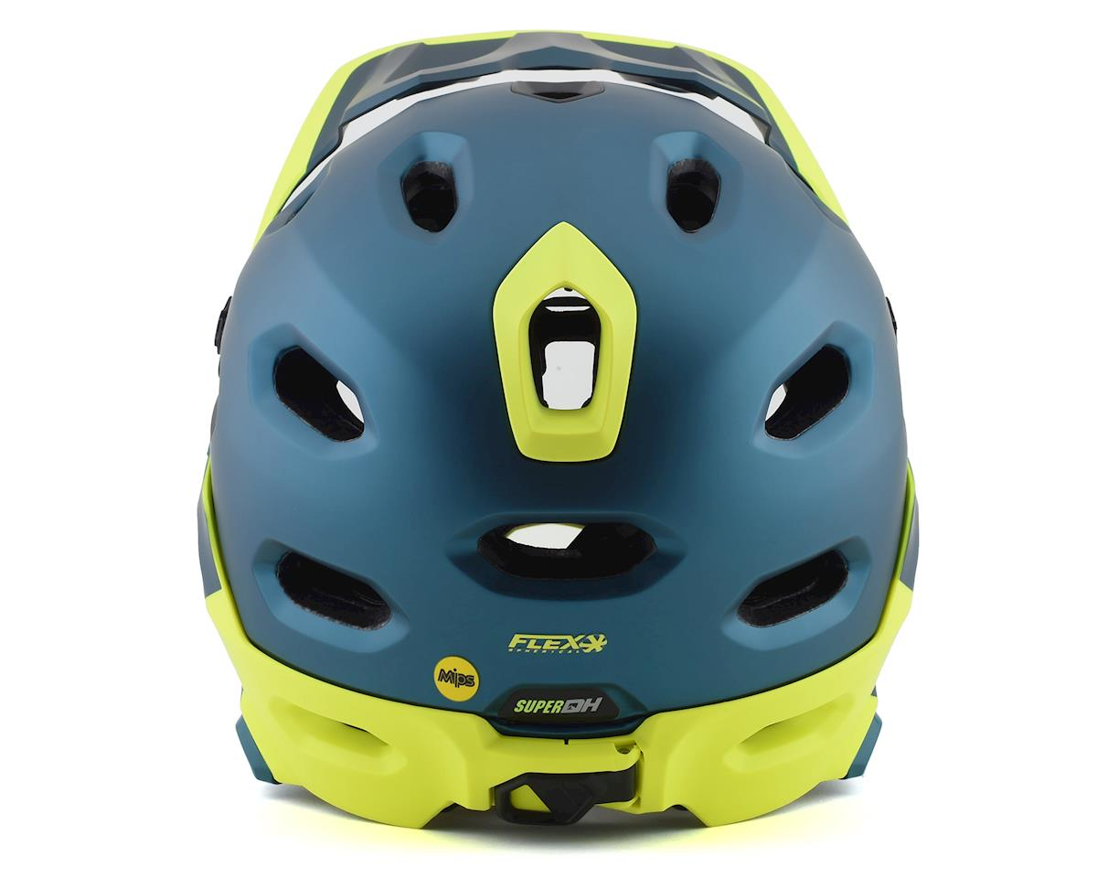 Image 2 for Bell Super DH MIPS Helmet (Blue/Hi Viz) (S)