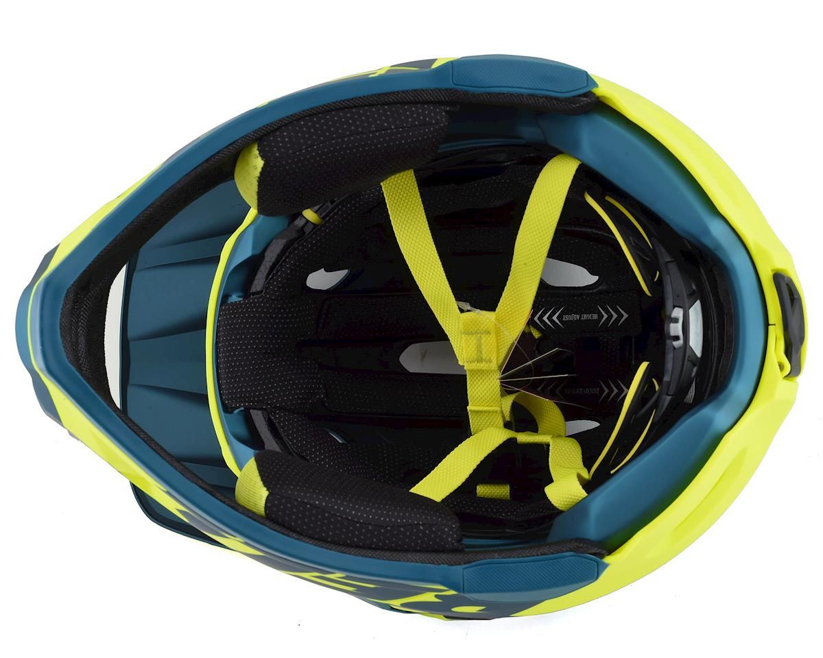 Image 3 for Bell Super DH MIPS Helmet (Blue/Hi Viz) (S)