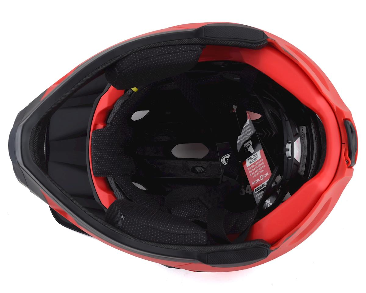 Image 3 for Bell Super DH MIPS Helmet (Fathouse Red/Black) (S)