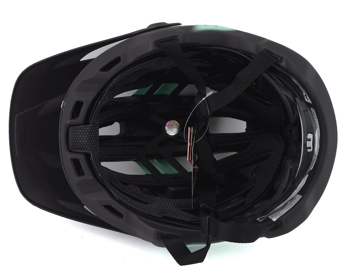Bell Sixer MIPS Mountain Bike Helmet (Dark Brown/Mint) (M)