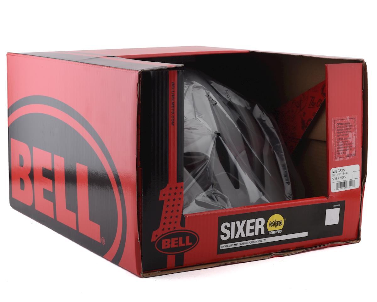 Image 5 for Bell Sixer MIPS Mountain Bike Helmet (Grey) (M)