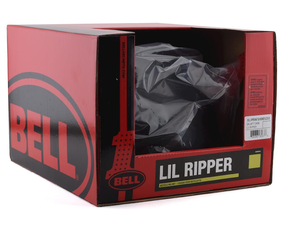 Bell Lil Ripper (Matte Black Bomber) (Universal Toddler)