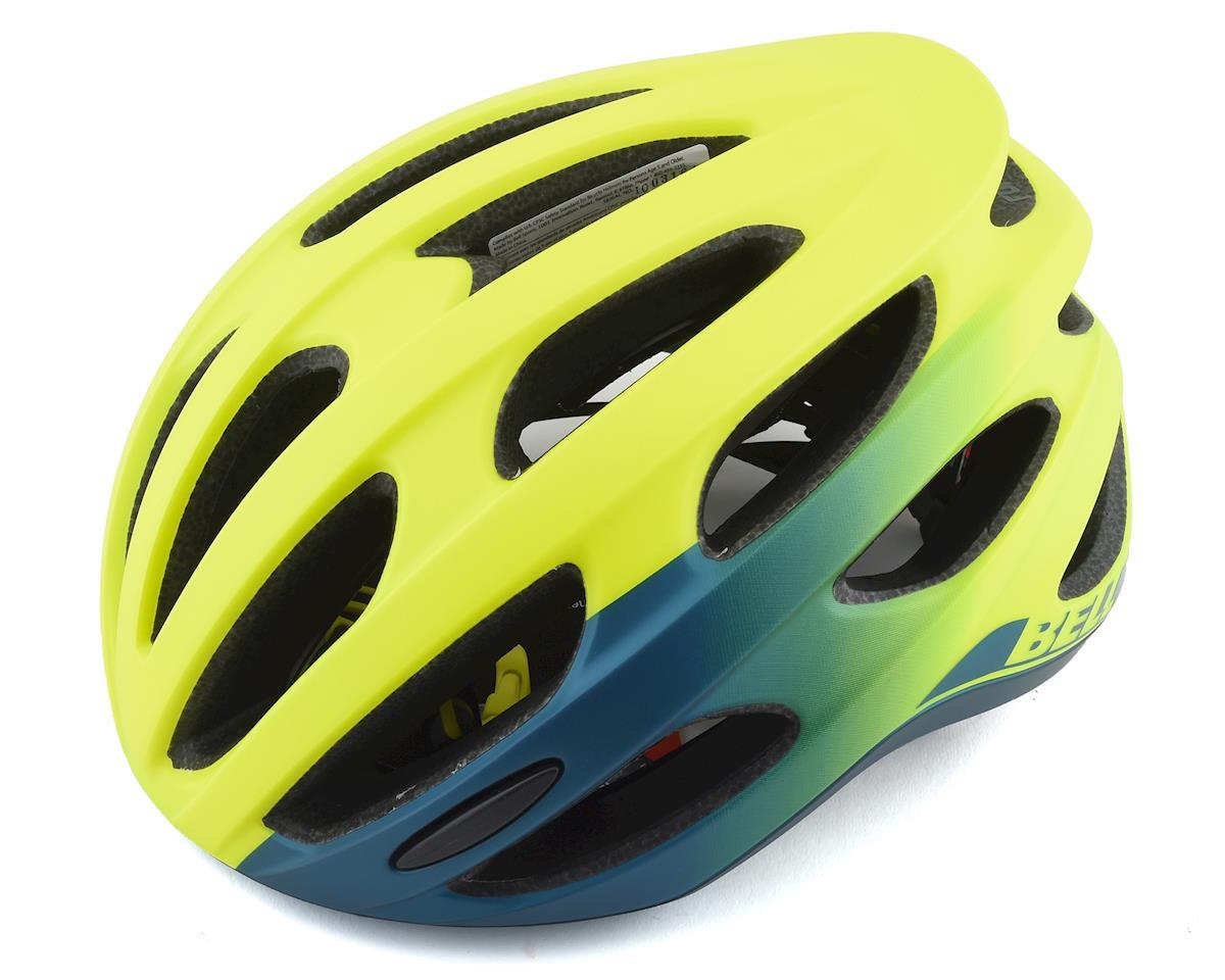 Bell Formula LED MIPS Road Helmet (Hi Viz/Blue) (M)