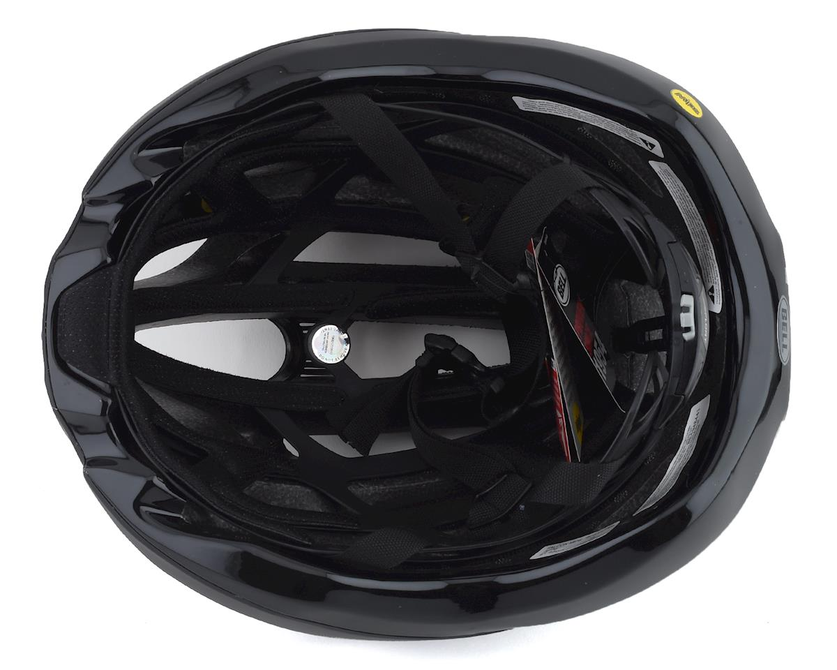 Image 3 for Bell Falcon MIPS Road Helmet (Matte/Gloss Black) (M)