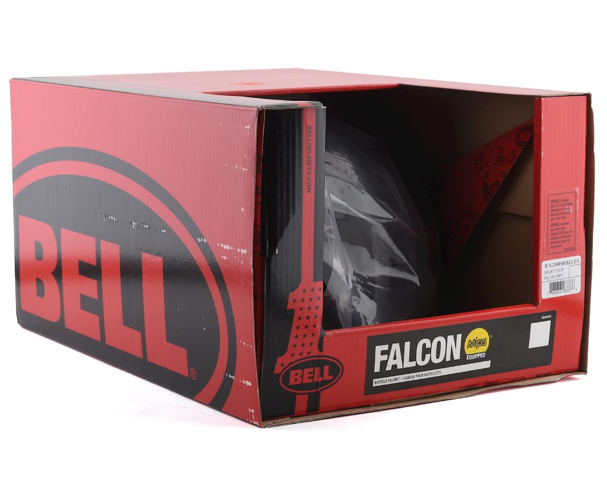 Image 4 for Bell Falcon MIPS Road Helmet (Matte/Gloss Black) (M)