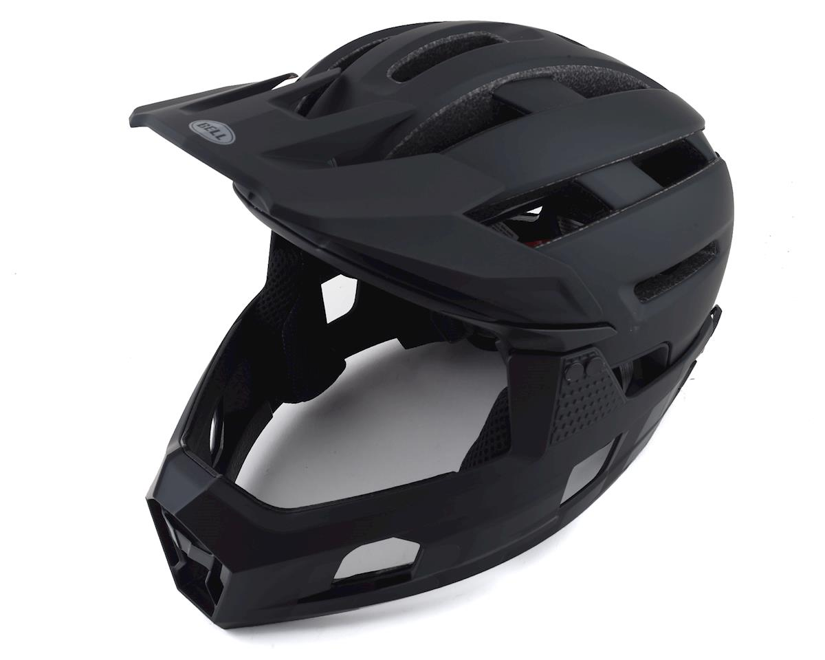 Bell Super Air R MIPS Helmet (Black) (M)