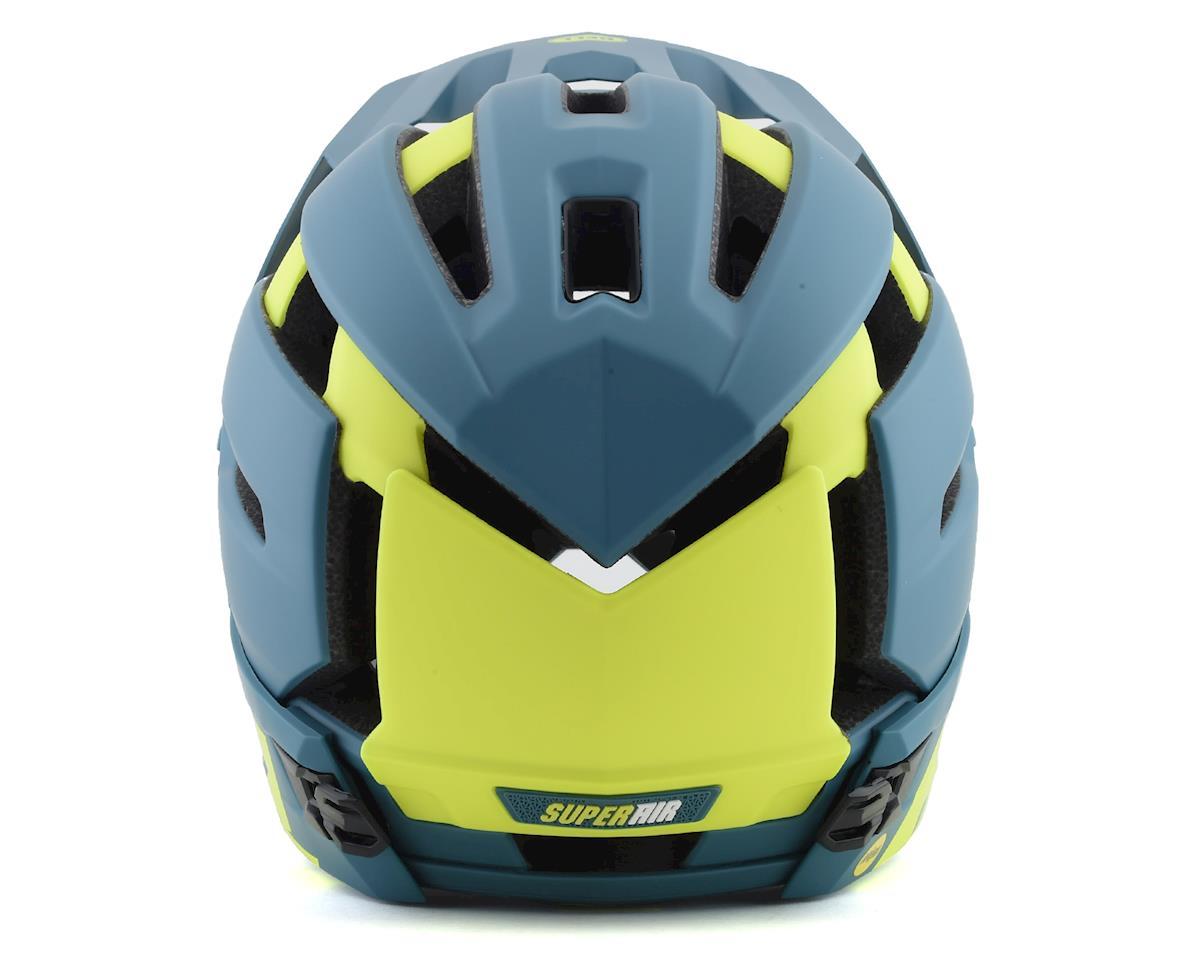 Bell Super Air R MIPS Helmet (Blue/Hi Viz) (M)