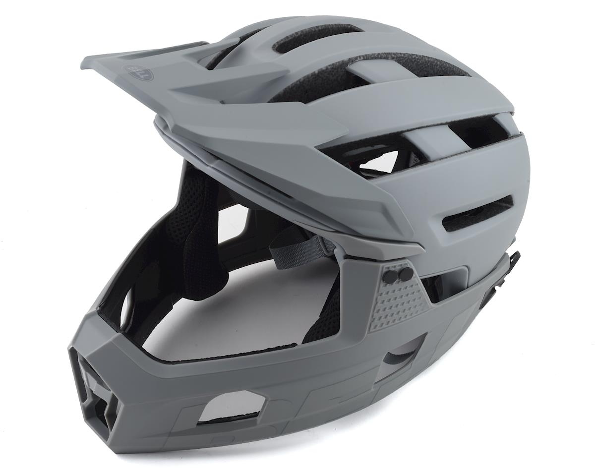 Bell Super Air R MIPS Helmet (Matte Grey) (S)