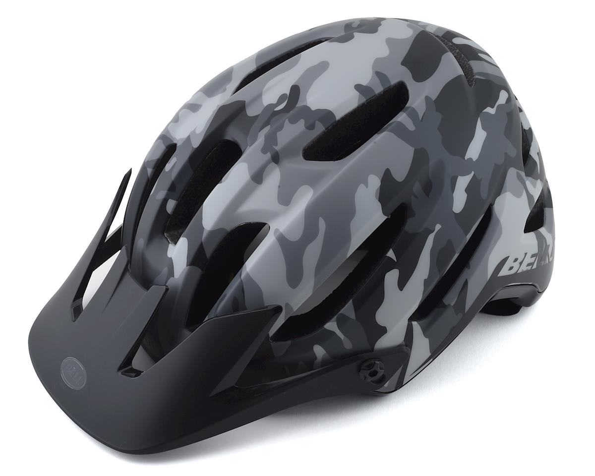 Image 1 for Bell 4Forty MIPS Mountain Bike Helmet (Black Camo) (L)