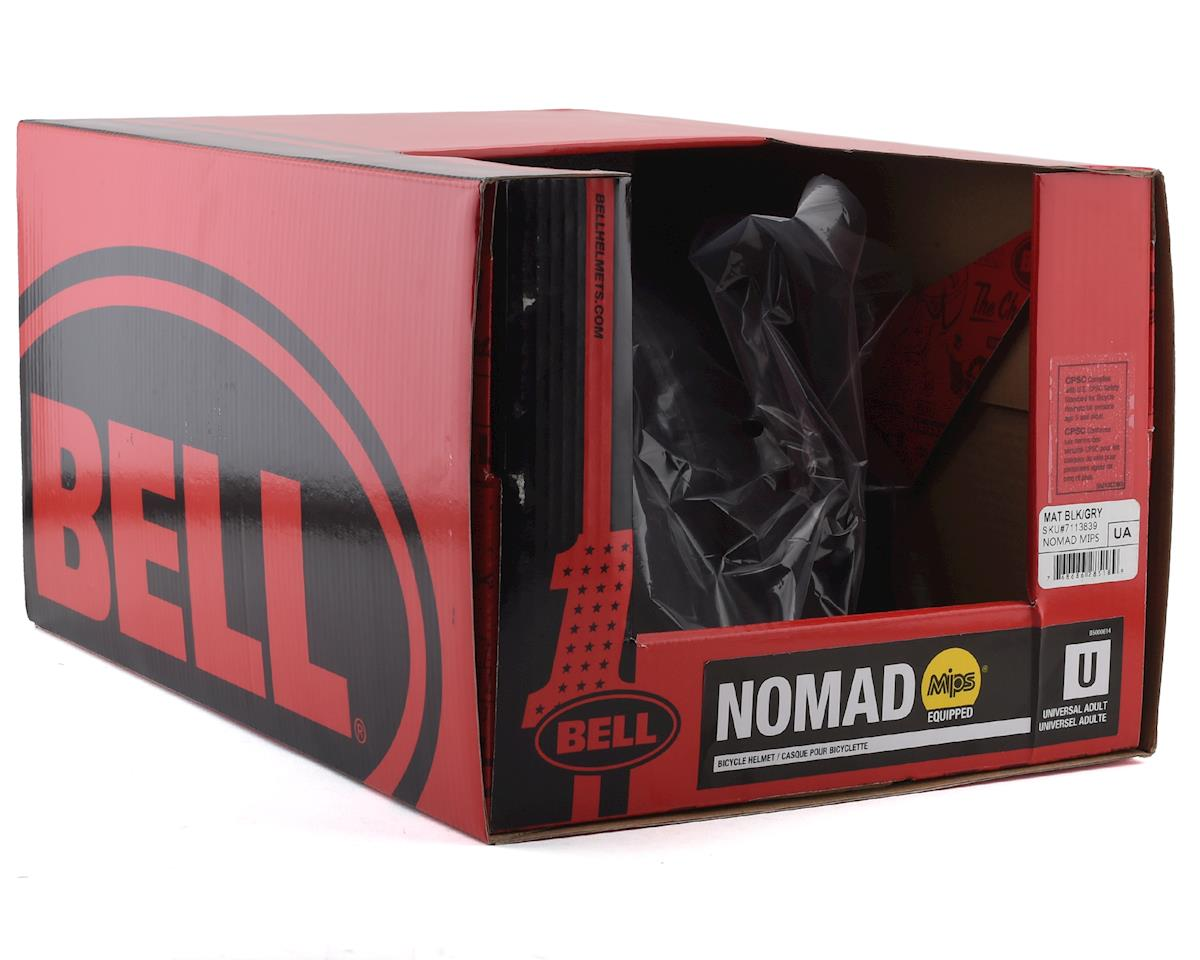 Bell Nomad MIPS Helmet (Matte Black/Grey) (Universal Adult)