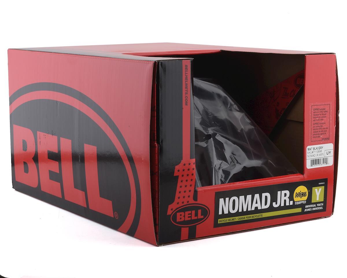 Bell Nomad JR MIPS (Black/Grey)